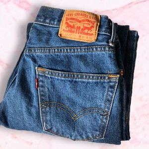 💓 High Waisted 550 Levis Mom Jeans 💓